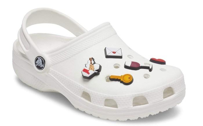 Crocs Night In Jibbitz Charms, shoe charms