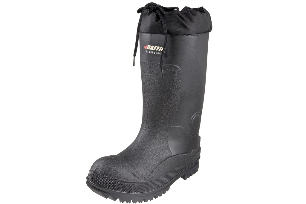 Baffin Titan Insulated Rubber Boot, men's cold weather rain boots