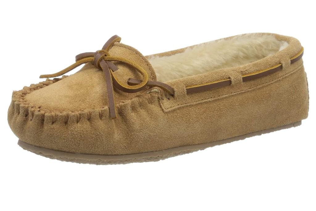 most comfortable moccasin slippers for women, Minnetonka Cally Slipper
