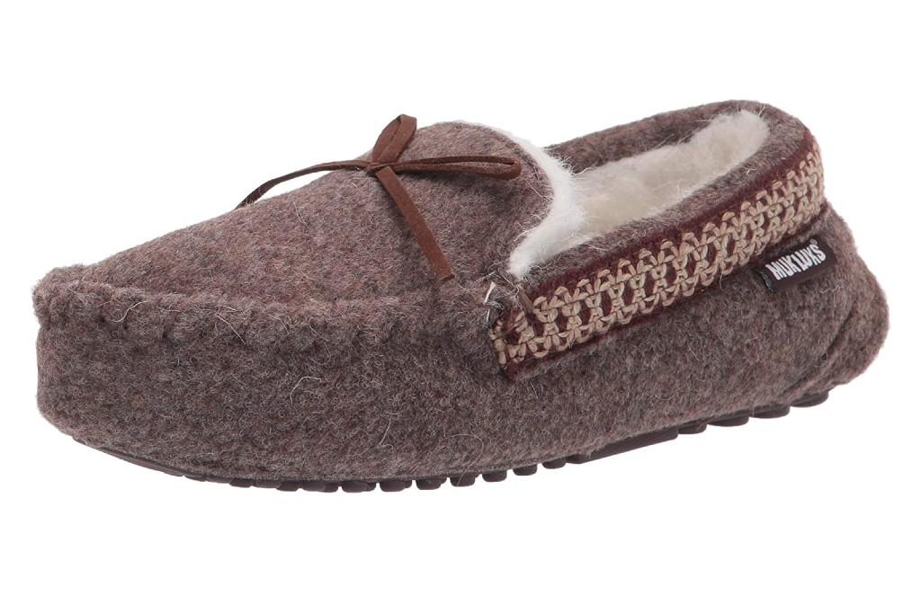 Muks Luks Moccasin Slippers, women's moccasin slippers