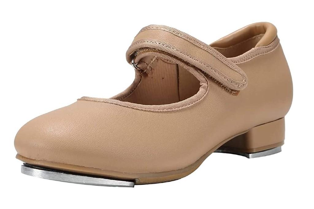 Linodes Easy Strap Tap Shoe, boys tap shoes