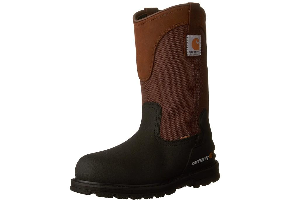 wellington boots, Carhartt Wellington Steel Toe Work Boot