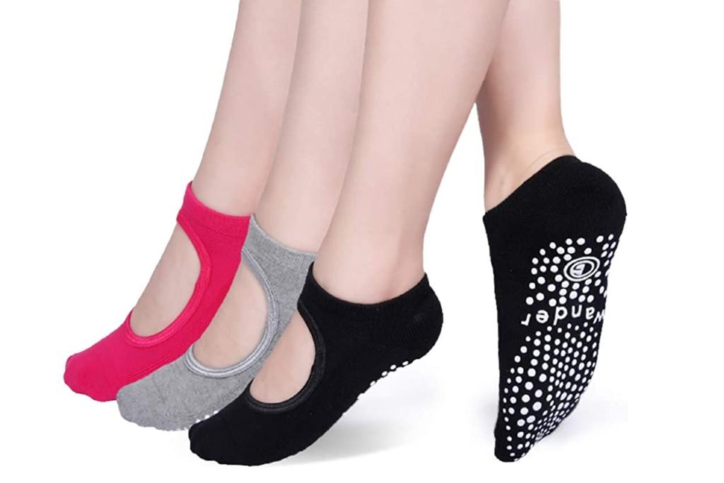 Wander G Grip Socks