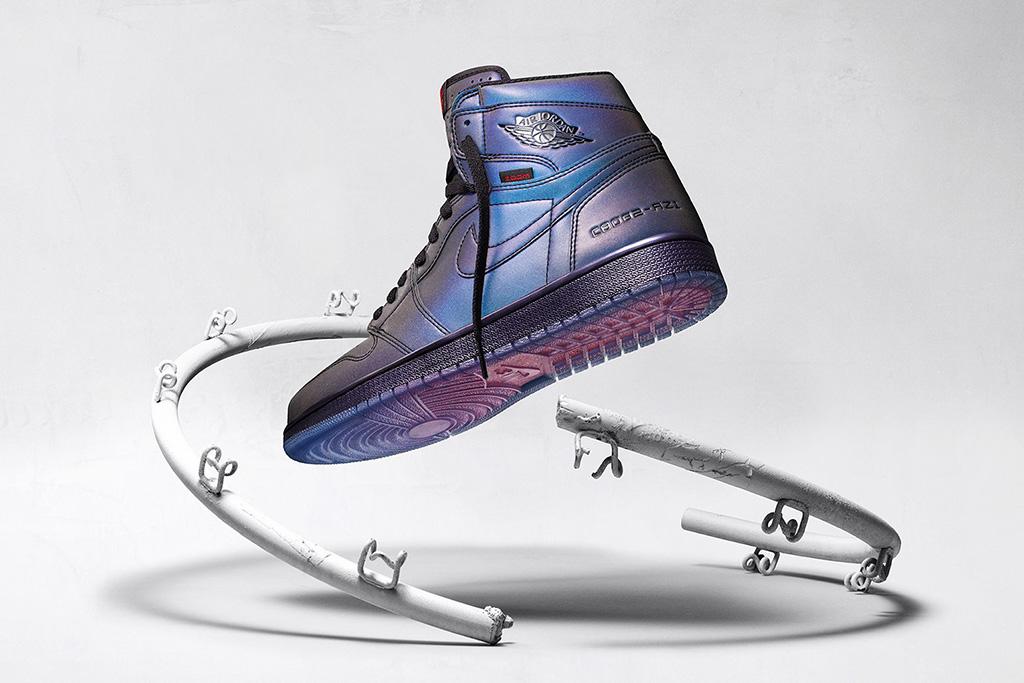 "Air Jordan 1 High ""Zoom Fearless"""