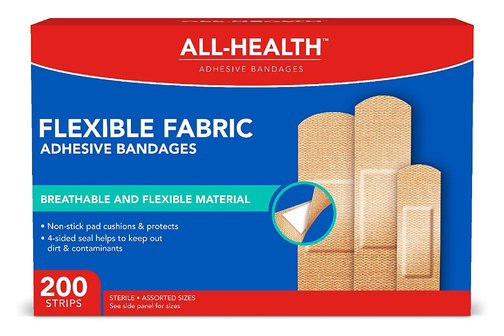 All-Health Flexible Fabric Adhesive Bandages