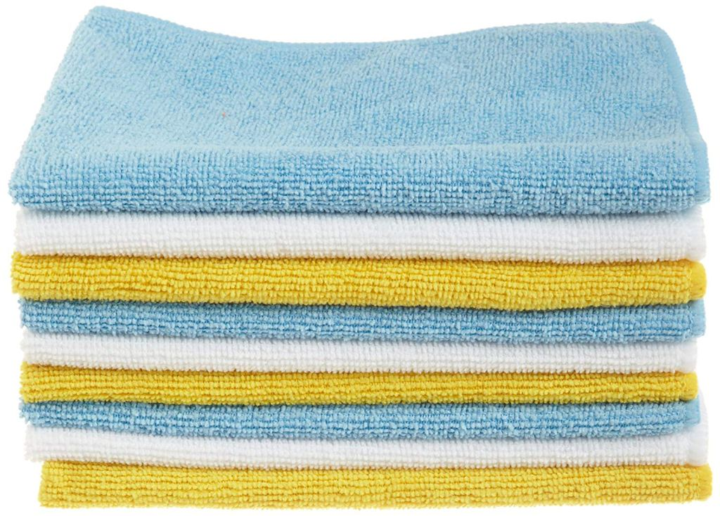 amazonbasics microfiber cloth