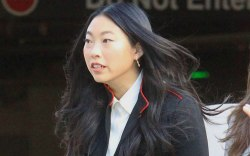 Awkwafina, celebrity style, los angeles