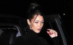 bella hadid, celebrity style , CFDA