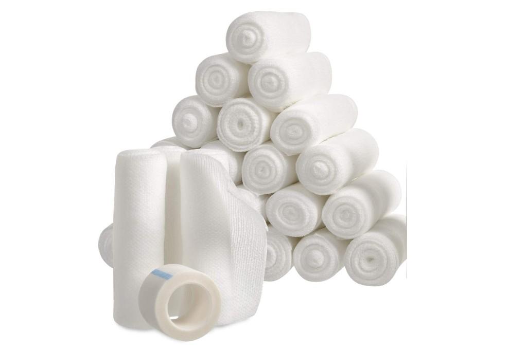 California Basics Gauze Rolls