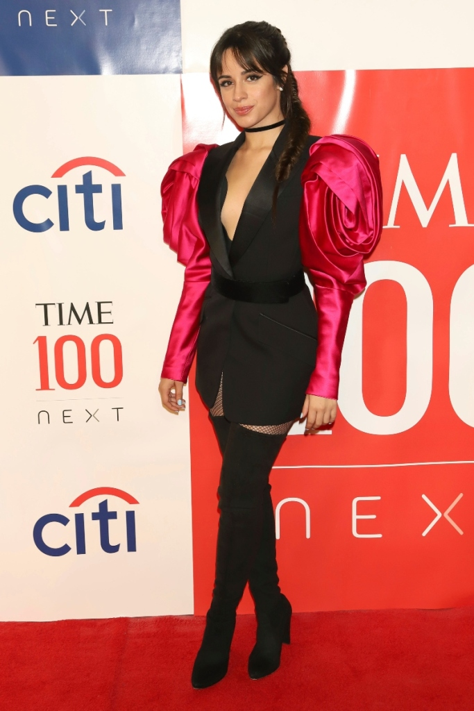 time 100, time magazine, Inaugural Time 100 Next event, time 100 next, Camila Cabello