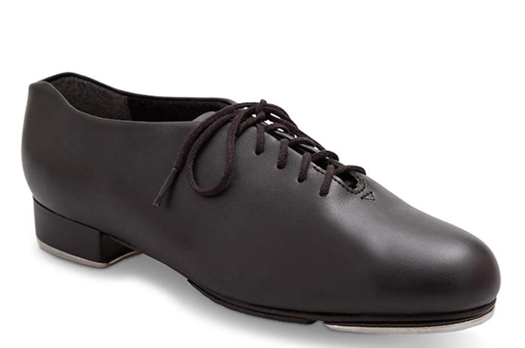 capezio tic tap toe ballet shoe