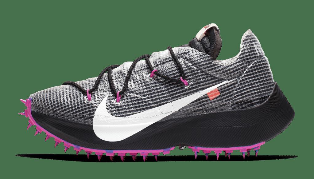 Off-White x Nike Vapor Street 'Laser Fuchsia'