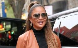 Chrissy Teigen, celebrity style, street style,