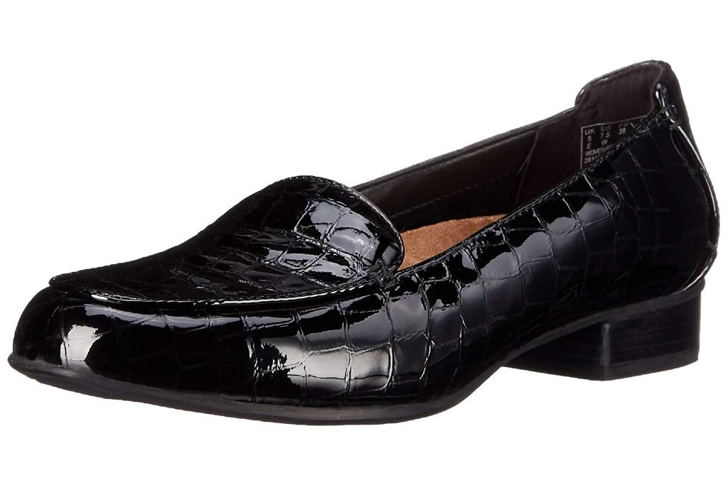 clarks keesha luca slip-on loafer