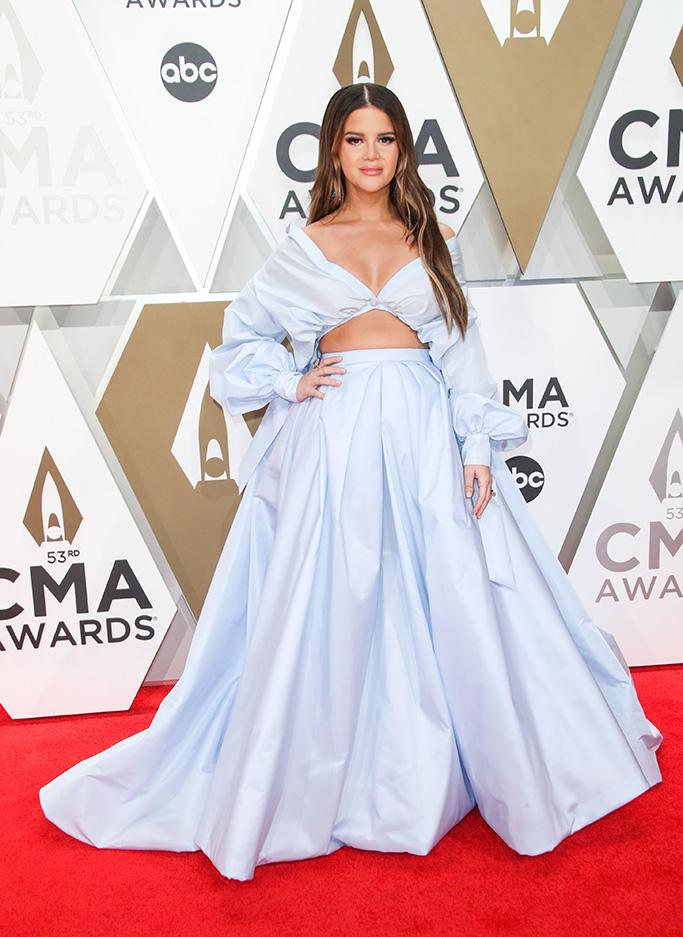 Maren Morris53rd Annual CMA Awards, Arrivals, Bridgestone Arena, Nashville, USA - 13 Nov 2019