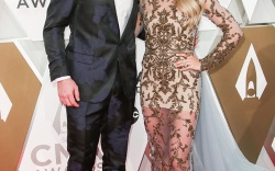 Mike Fisher + Carrie Underwood