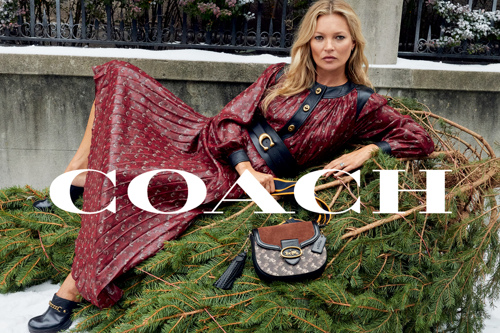 Coach Holiday 2019 Ad Campaign