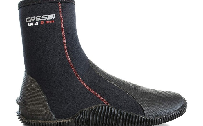 cressi neoprene water boots