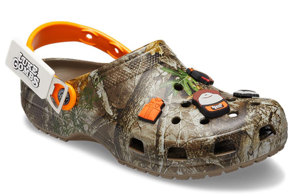 Luke Combs x Crocs: Price + Release