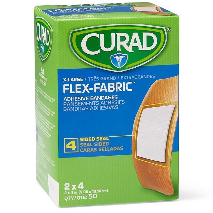 Curad Flex-Fabric Bandages