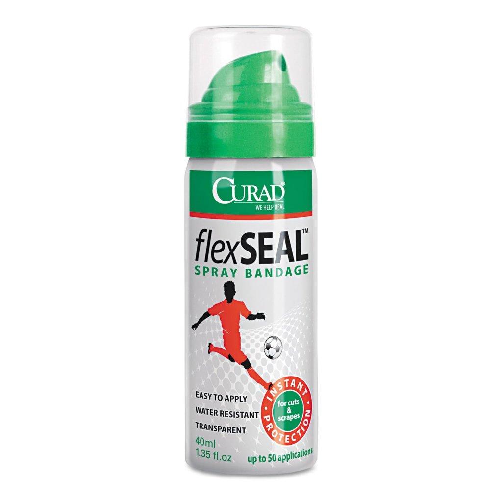 curad spray bandage