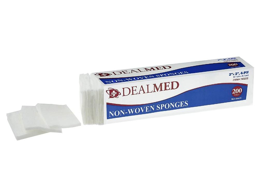 Dealmed Gauze Pads