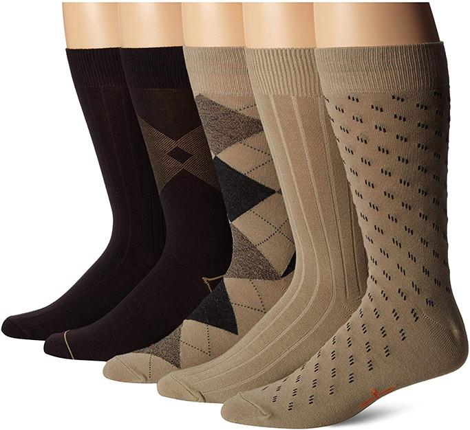 dockers-argyle-dress-socks