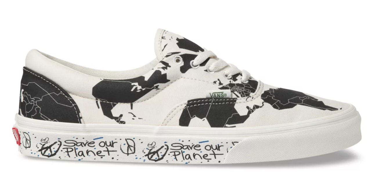 Vans 'Save Our Planet' Shoe Collection