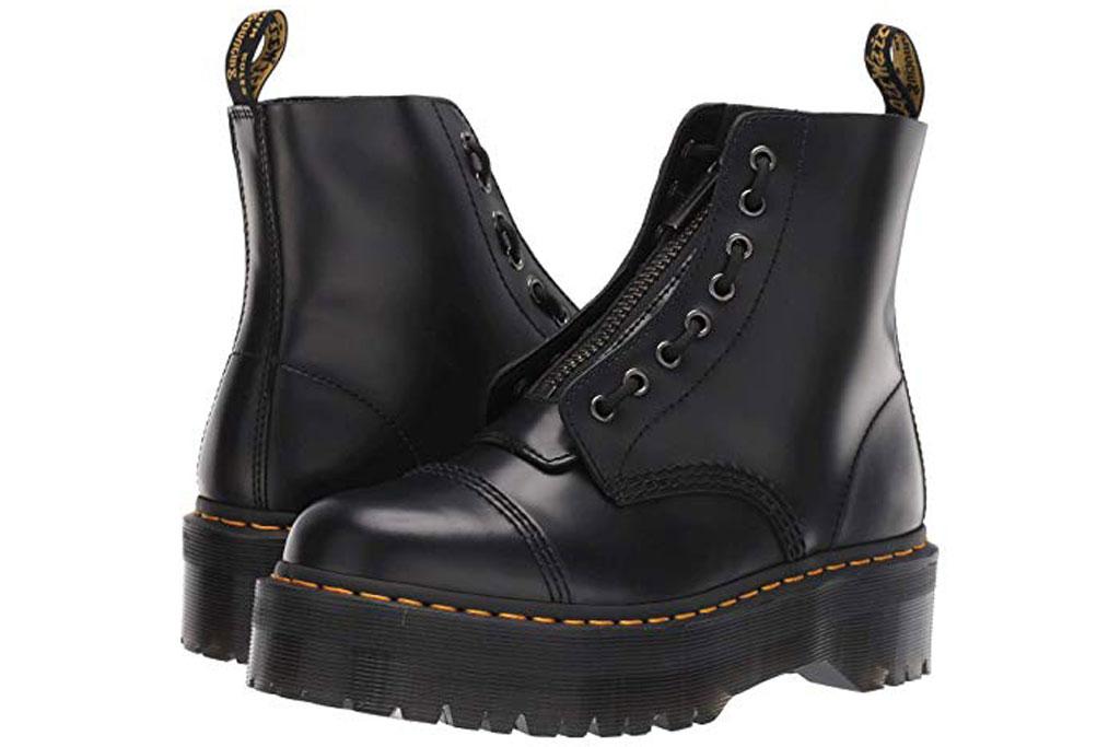 Dr. Martens Sinclair, combat boots