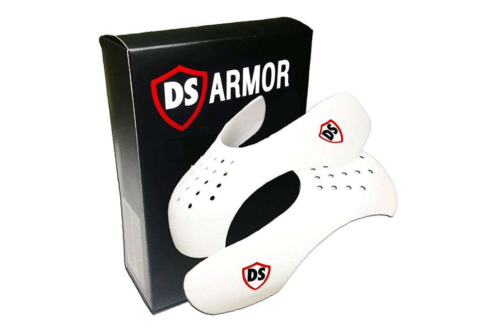 ds armor, shoe protector