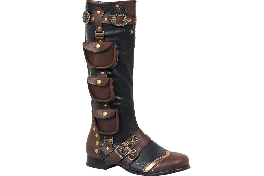 Ellie Shoes Men's Amos Steampunk Boots