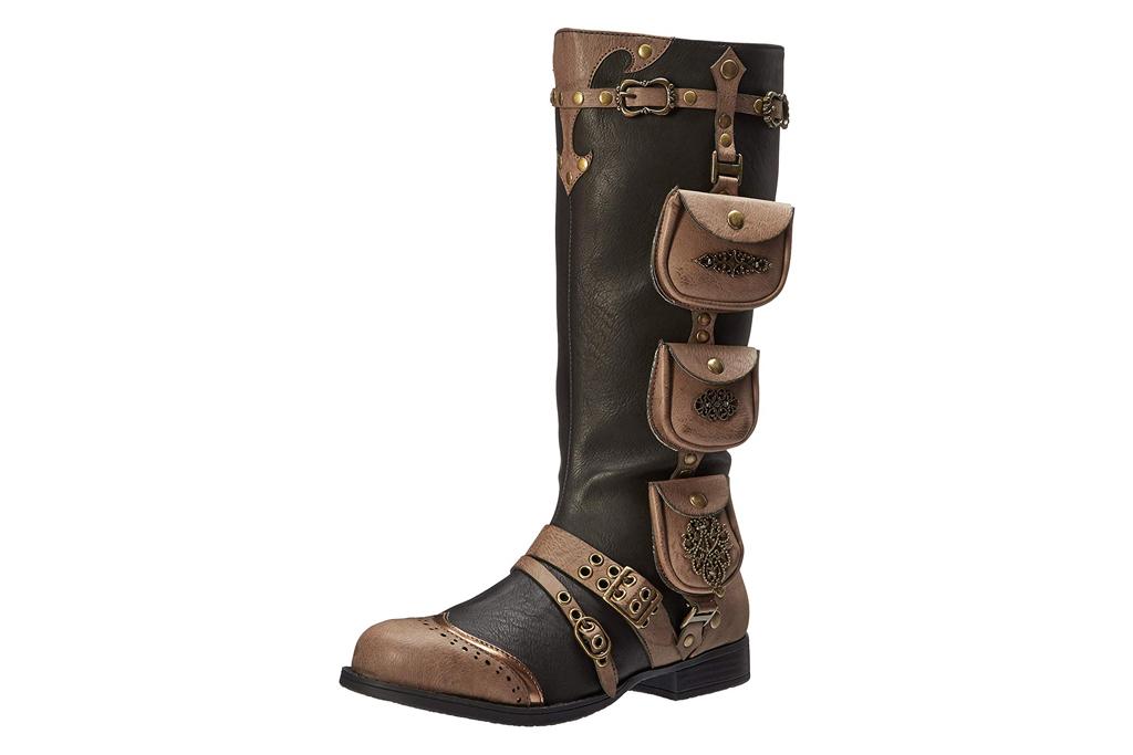 ellie shoes steampunk boots