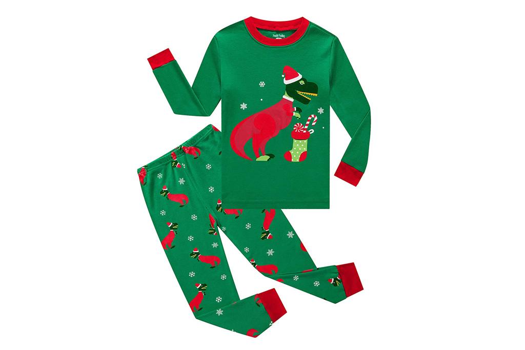 family feeling pajamas