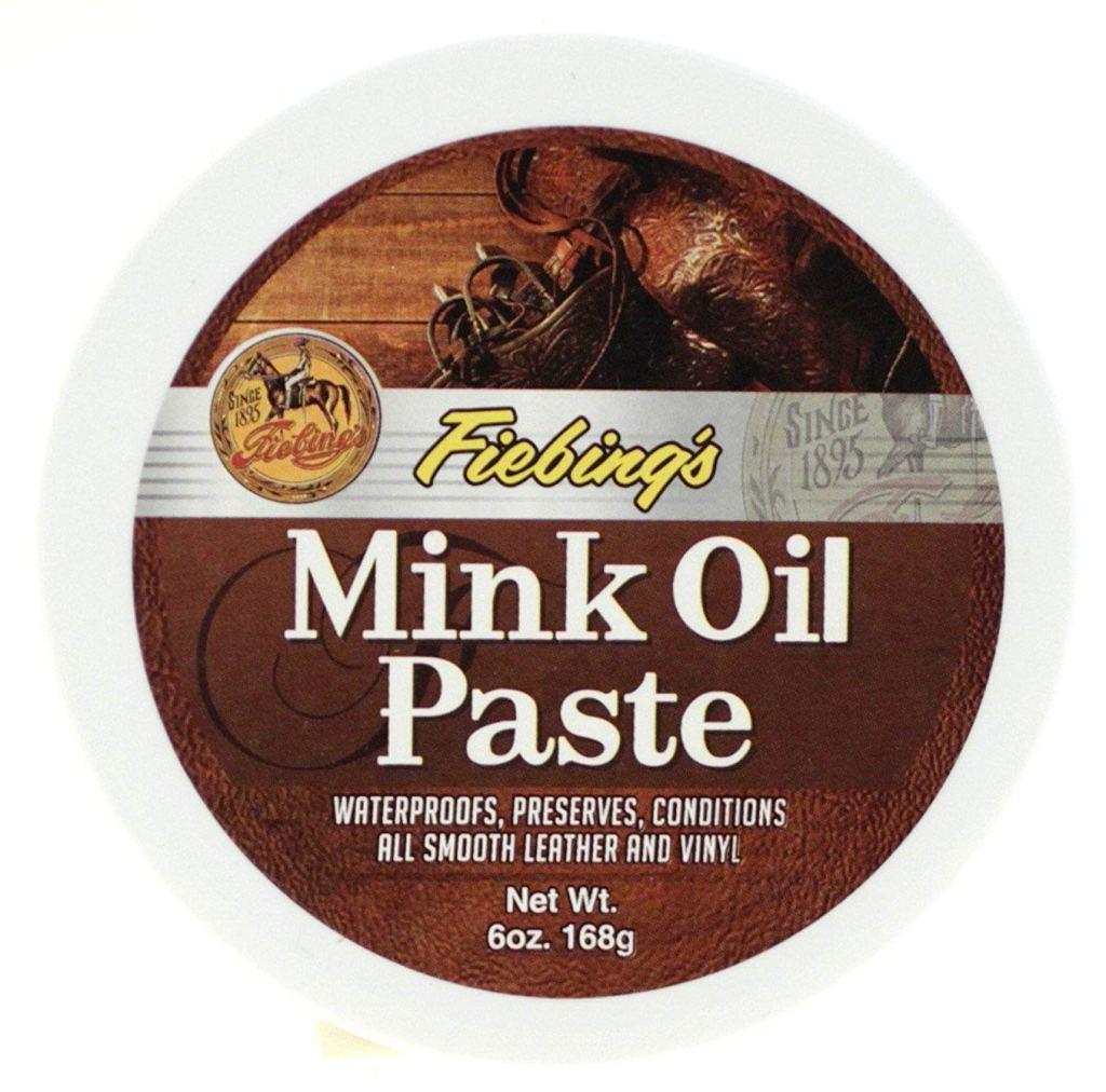 fiebing's mink oil