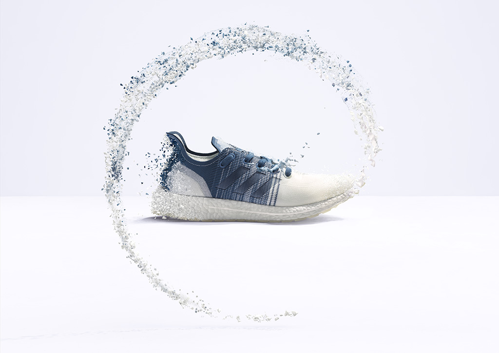 adidas, Futurecraft Loop, recyclable shoes, sneakers