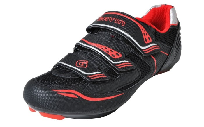 gavin velo road bike shoe