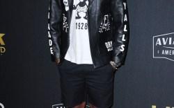 Pharrell Williams at the Hollywood Film Awards