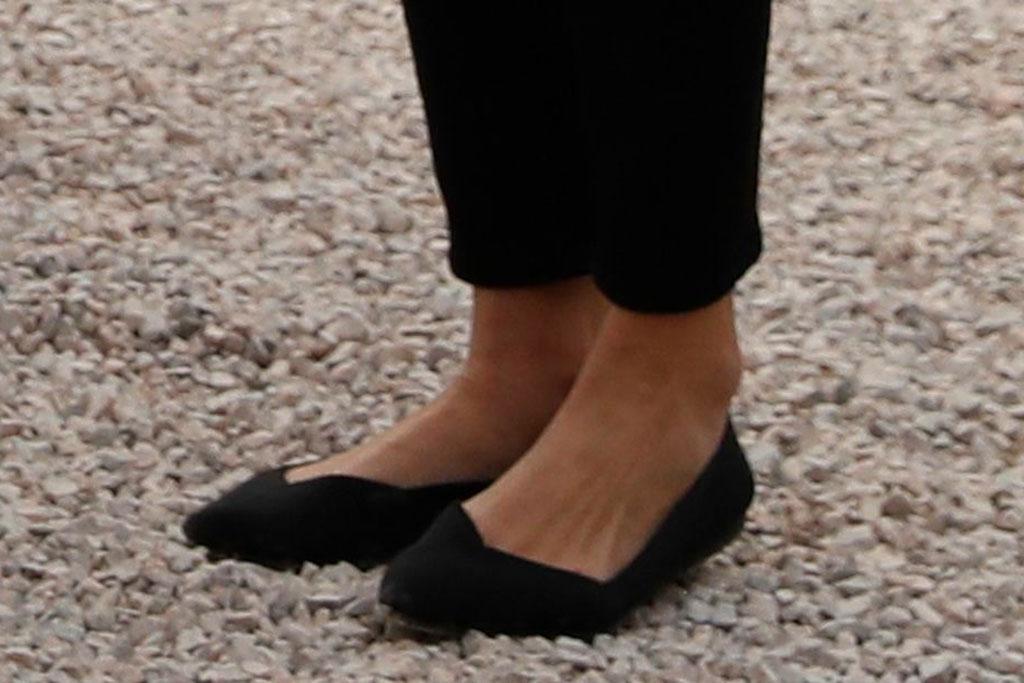 Ivanka Trump, rothy's flats, celebrity style, rabat, morocco, shoe style, ballet flats