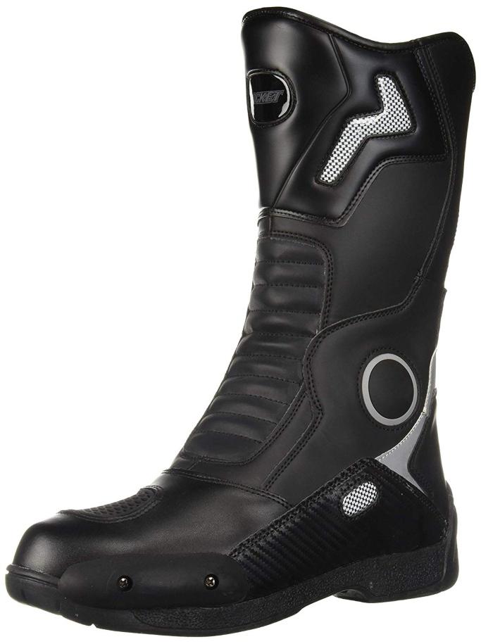 joe rocket ballistic touring boots