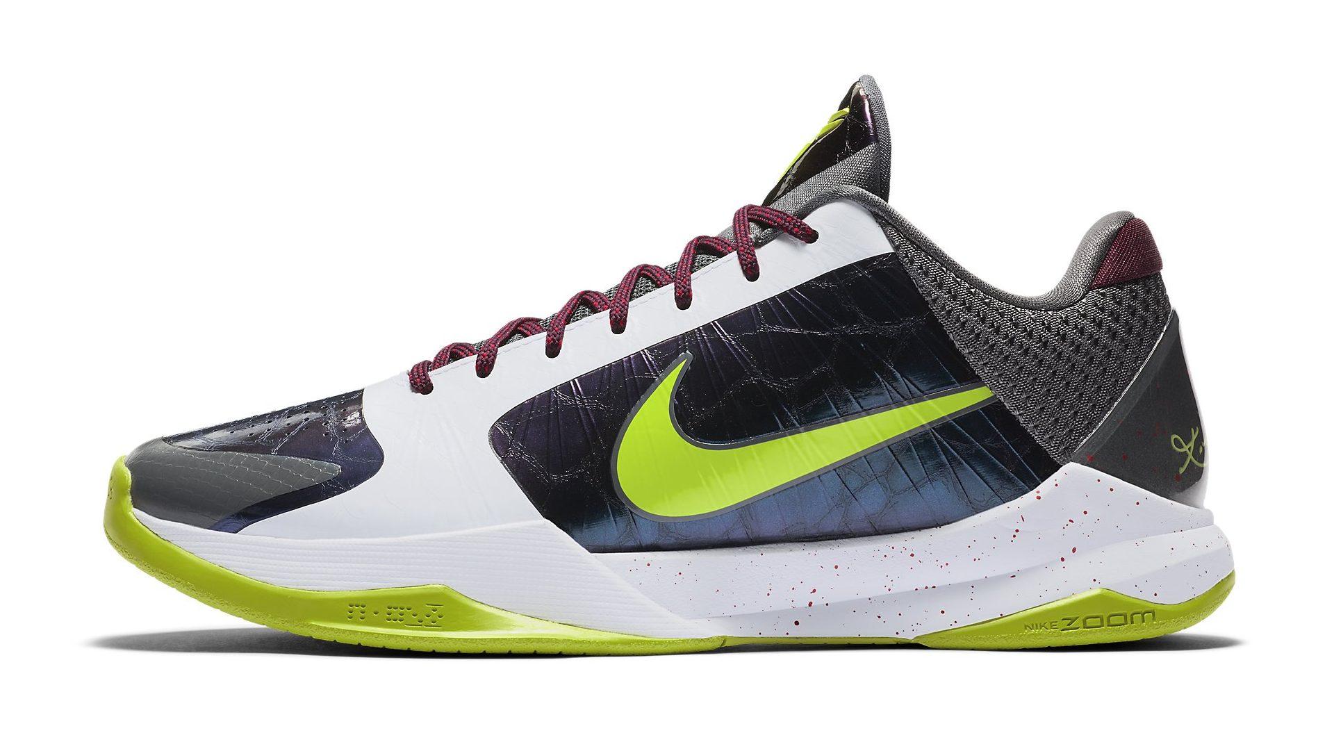 Famous Kobe Bryant Remembrance Shoes
