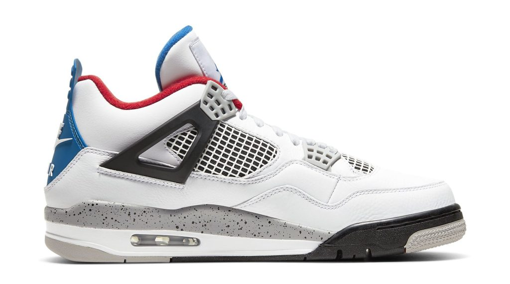 Air Jordan 4 Retro SE 'What The'