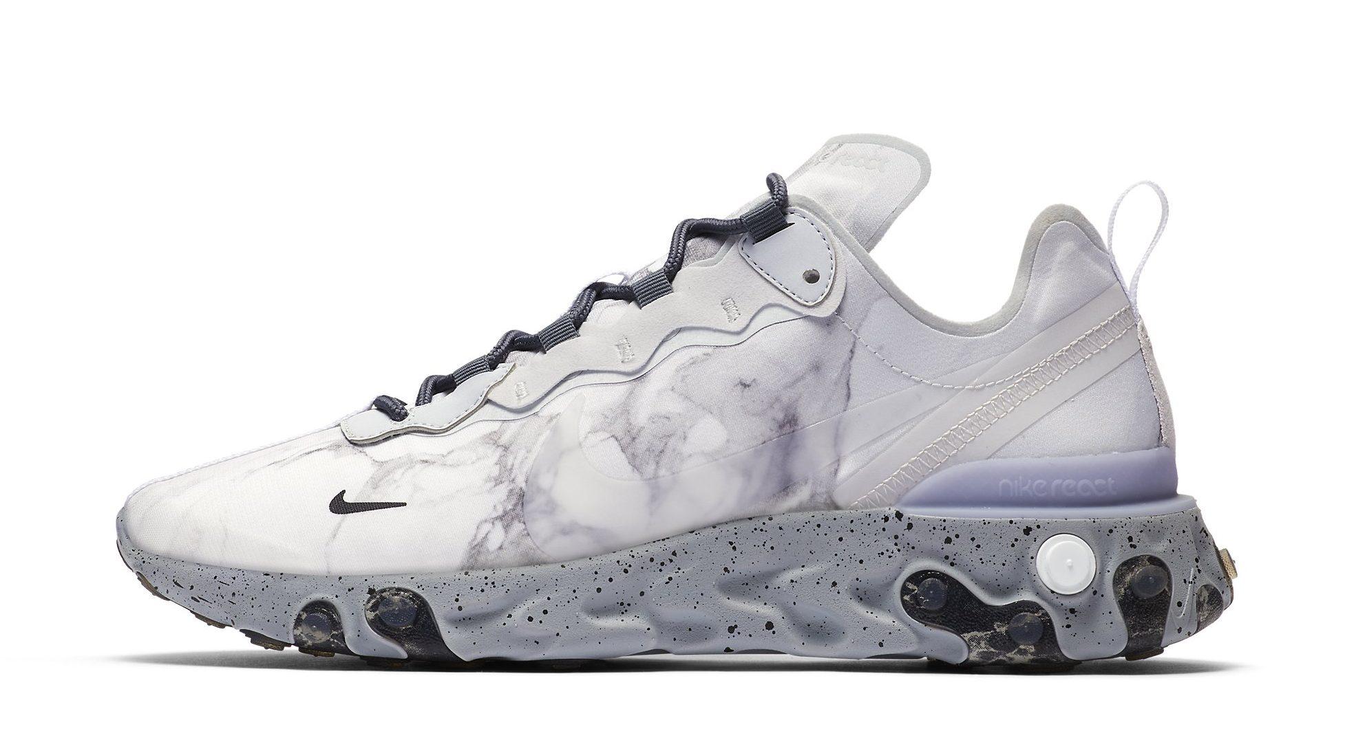 Kendrick Lamar x Nike React Element 55