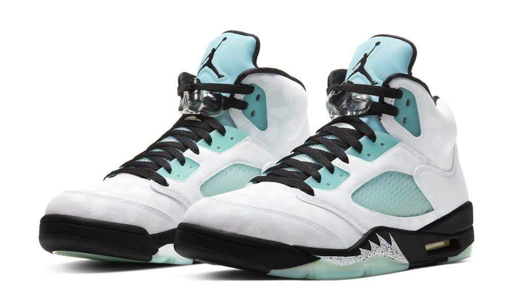 Air Jordan 5 Retro 'Island Green'