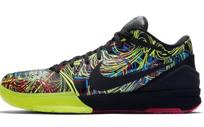 Nike Zoom Kobe 4 Protro Wizenard