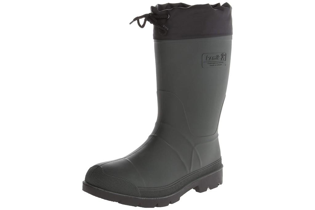kamik men's hunter boots