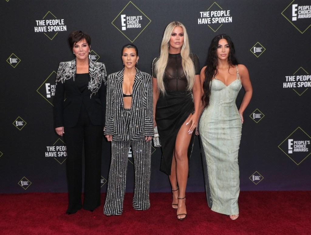 peoples choice awards, kardashians