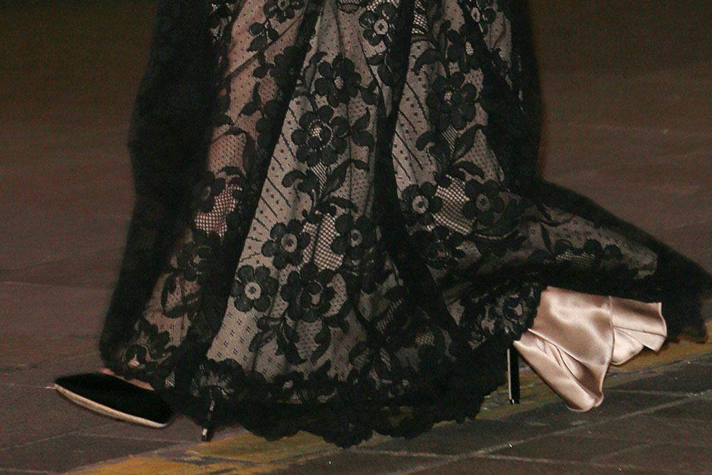kate middleton, classic black pumps, stilettos, shoe style, alexander mcqueen gown, Catherine Duchess of Cambridge and Prince WilliamThe Royal Variety Performance, Arrivals, London Palladium, UK - 18 Nov 2019