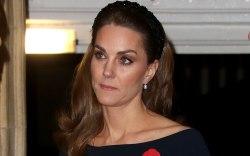 Kate Middleton, festival of remembrance, royal