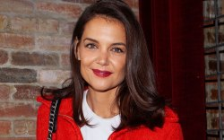 Katie Holmes, tribeca, chanel, Through Her