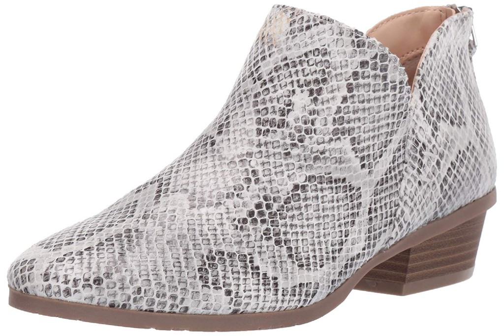 kenneth cole reaction side way ankle boot